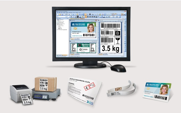 BarTender™ barcode label software box image